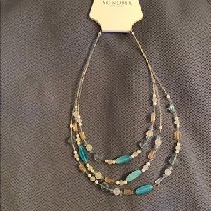 Sonoma NWT Layered Necklace